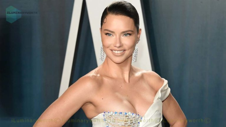 Victoria's Secret Angel Model Adriana Lima Net Worth – Earnings From Modeling & Acting Career