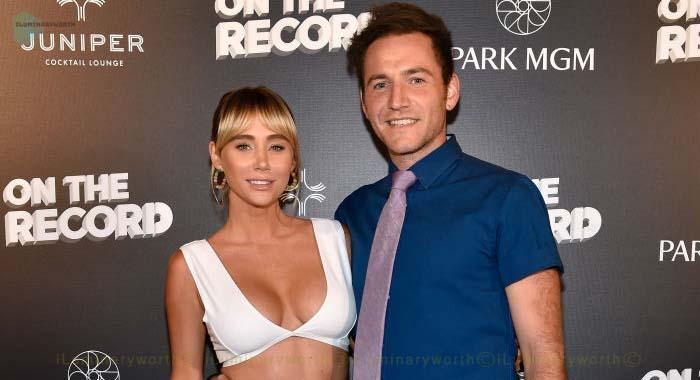Sara Underwood's boyfriend Jacob Witzling