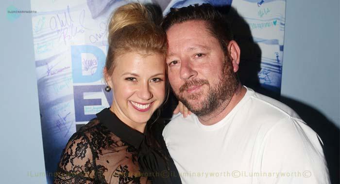 Jodie Sweetin's boyfriend Mescal Wasilewski