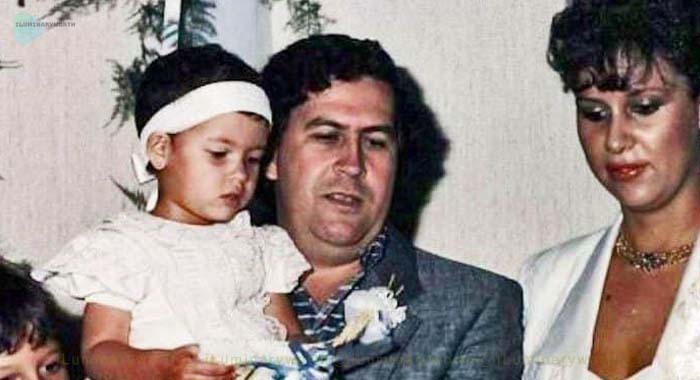 Pablo Esobar daughter Manuela Escobar