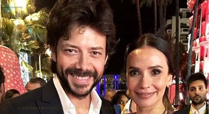 Alvaro Morte wife Blanca Clemente