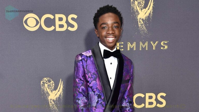 Stranger Things Star Caleb McLaughlin Net Worth 2020 – How Much He Earned From His Role in Stranger Things Series?