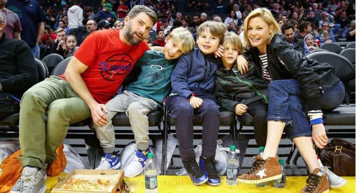 Julie Bowen ex-husband Scott Phillips
