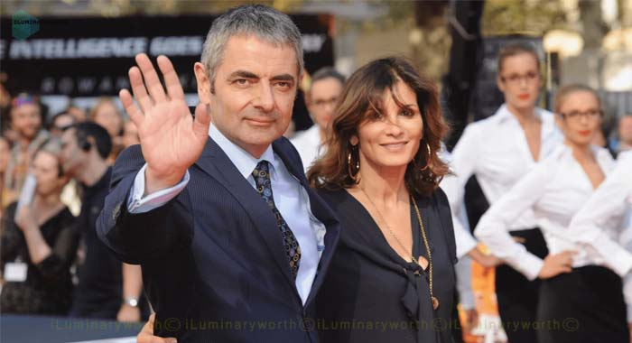 Rowan Atkinson's ex-wife Sunetra Sastry
