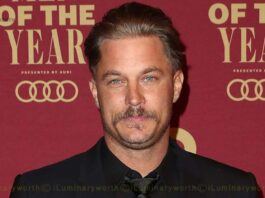 Travis Fimmel net worth