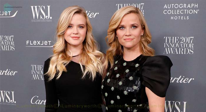 Reese Witherspoon daughter Ava Elizabeth