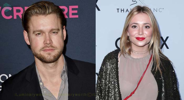 Chord Overstreet girlfriend Camille Somers