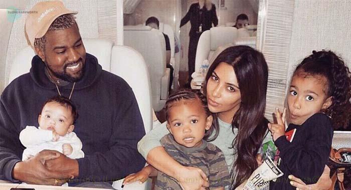 Kim Kardashian daughter North West