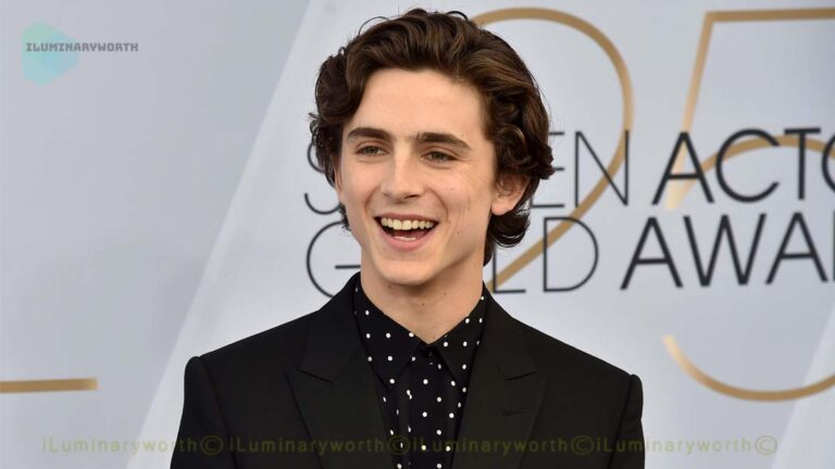 Timothee Chalamet Net Worth – How Much He Earned From Movie Call Me by Your Name?