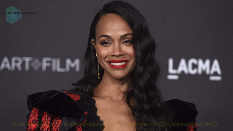 Actress Zoe Saldana Net Worth – Earnings From Television Series & Films