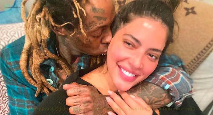 Denise Bidot boyfriend Lil Wayne