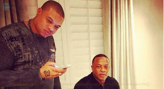 Dr. Dre' son Curtis