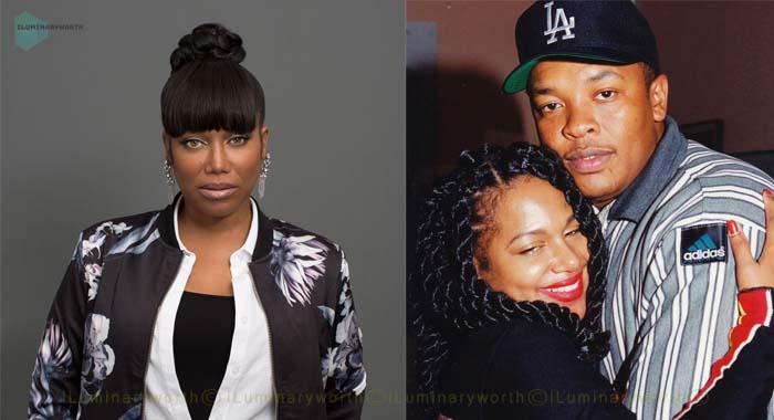 Dr. Dre ex-fiance Michel'le