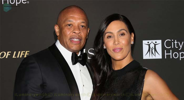 Dr. Dre ex-wife Nicole Young