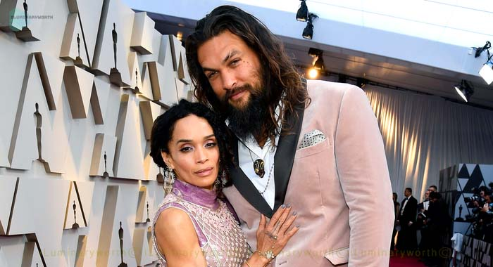 Lisa Bonet husband Jason Mamoa