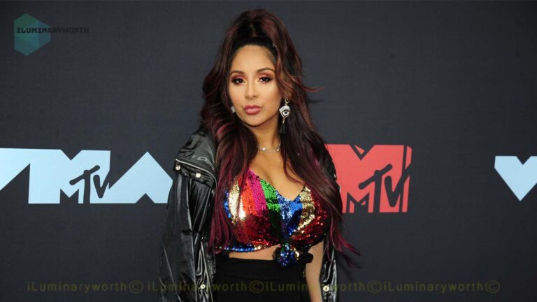 Jersey Shore Star Nicole Polizzi Net Worth | How Much Salary Does Nicole Polizzi Earns From Jersey Shore?