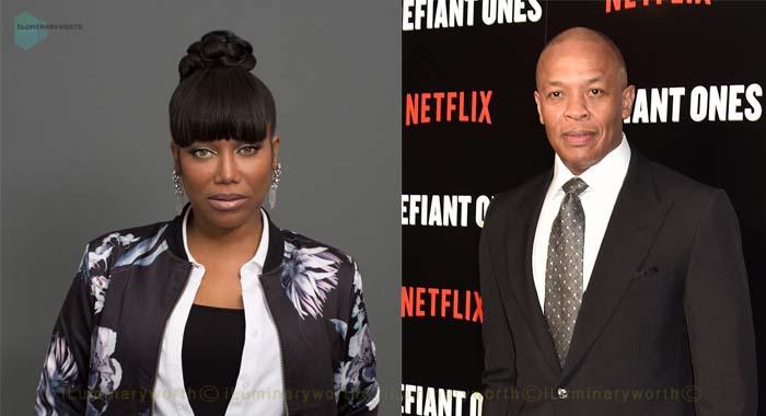 Dr. Dre relationship history