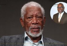 Morgan Freeman son Alfonso Freeman