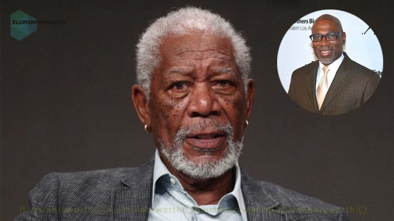 Meet Alfonso Freeman – Facts About Morgan Freeman Son with Loletha Adkins