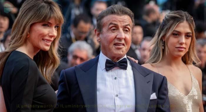 Sylvester Stallone daughter Sistine Rose Stallone
