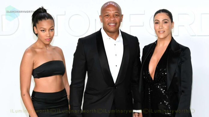 Dr. Dre daughter Truly Young