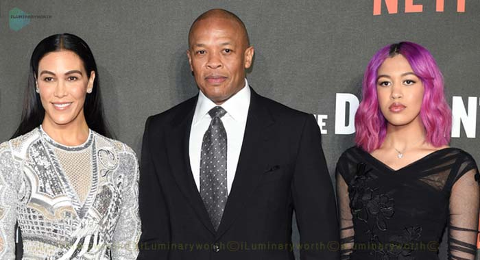 Dr. Dre daughter Nicole Young