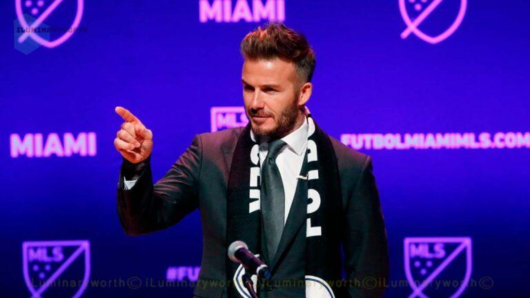 Soccer Star David Beckham Net Worth – Earnings From Football & Other Endorsement Deals