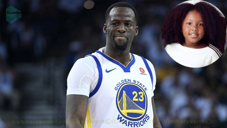 Know About Draymond Green's Daughter Kyla Green Born From Baby Mama Jelissa Hardy