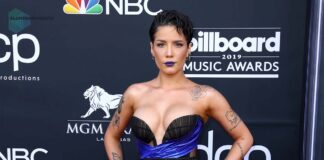 Halsey net worth