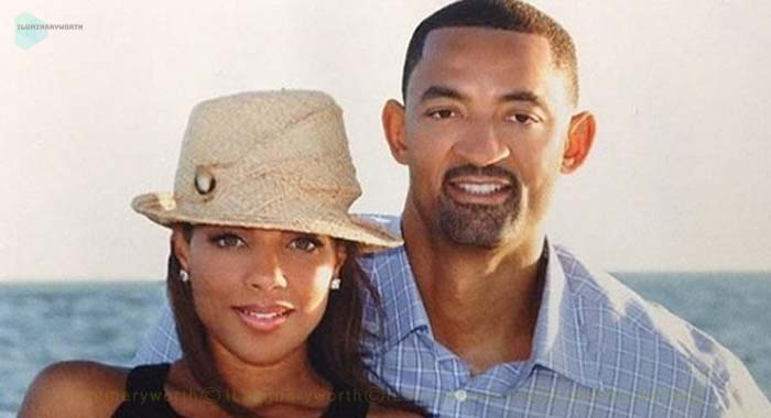 Juwan Howard wife Jenine Wardally
