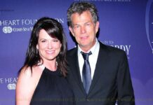David Foster daughter Allison Jones Foster