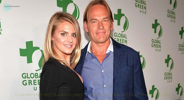 Eliza Coupe ex-husband Darin Olien