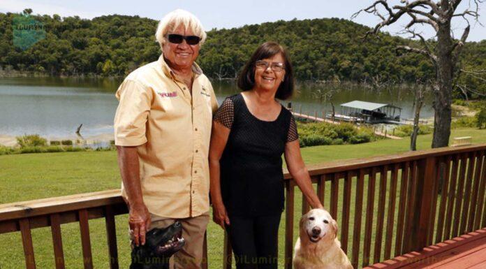Jimmy Houston wife Chris Houston