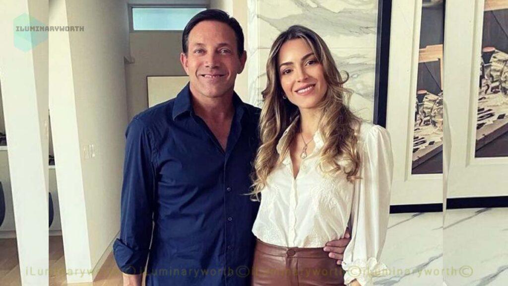Jordan Belfort's girlfriend Cristina Invernizzi