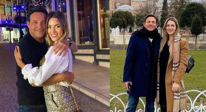 Jordan Belfort girlfriend Cristina Invernizzi
