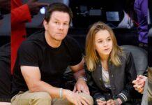 Mark Wahlberg daughter Ella Rae Wahlberg