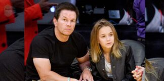 Mark Wahlberg daughter Ella Rae Wahlberg
