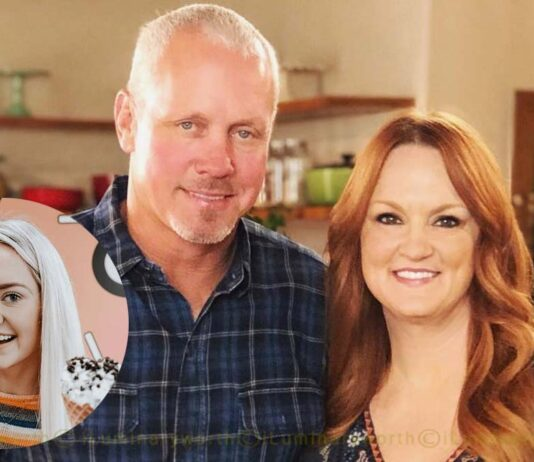 Ree Drummond daughter Paige Drummond