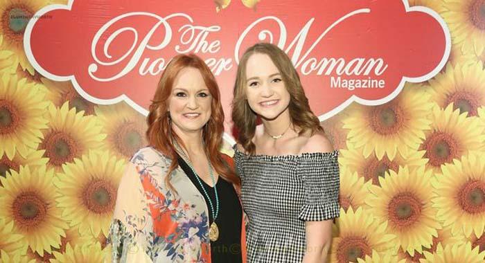Ree Drummond daughter Paige Drummond