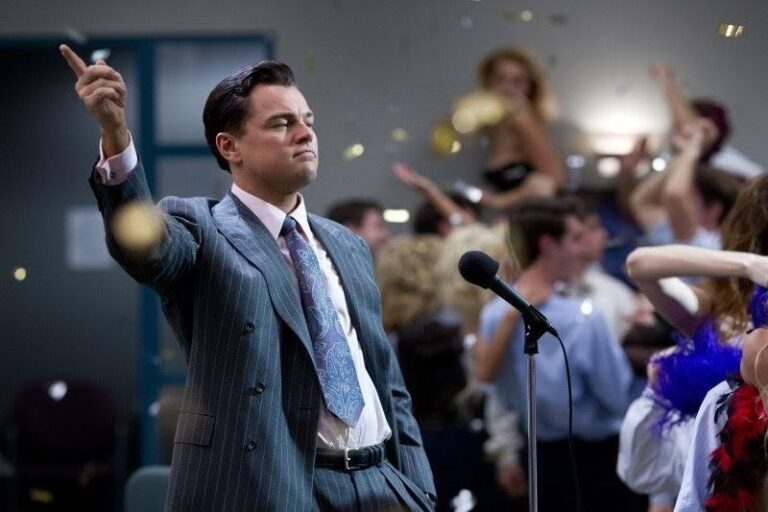 Leonardo Dicaprio Faced Shocking Criticism after Starring in the Movie The Wolf of Wall Street