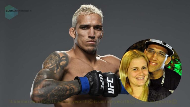 Know About Charles Oliveira's Wife Talita Roberta Pereira Who Is Also A Mother of Baby Daughter Tayla