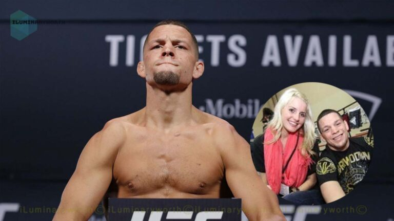 Know About Nate Diaz Girlfriend Misty Brown Who Is Also A Baby Mama of Nikayla Diaz