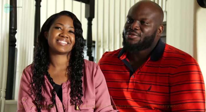 Derrick Lewis wife April Davis