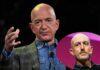 Jeff Bezos brother Mark Bezos