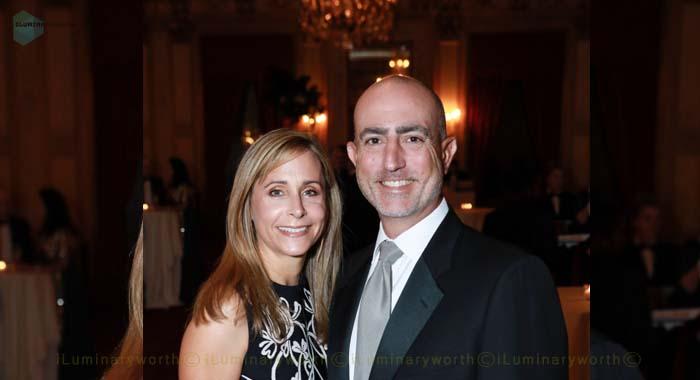 Mark Bezos wife Lisa Rogers