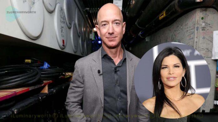 Jeff Bezos girlfriend Lauren Sanchez