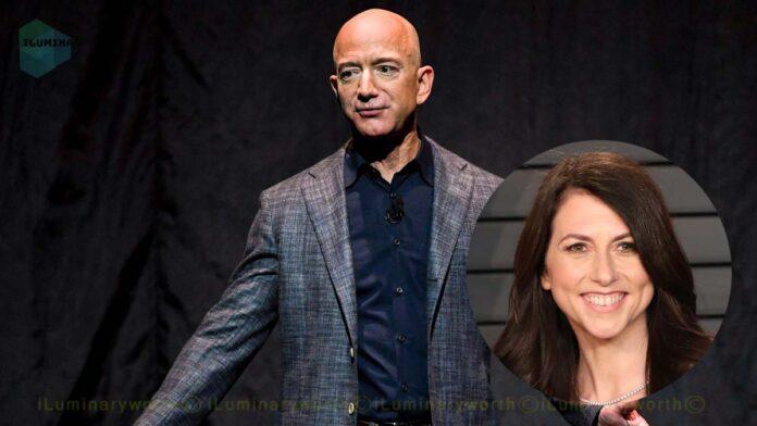 Jeff Bezos ex-wife MacKenzie Scott