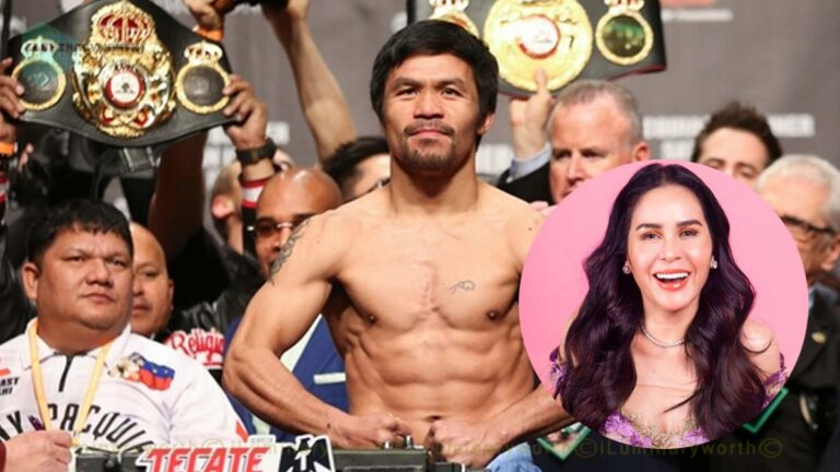 Know About Boxing Champion Manny Pacquiao Wife Jinkee Pacquiao Who Is A Former Politician
