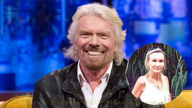 Know About Richard Branson Ex-Wife Kristen Tomassi Who Is A Home Designer & Mother Of Two Kids