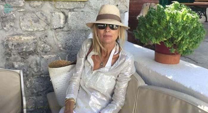 Richard Branson's ex-wife Kristen Tomassi
